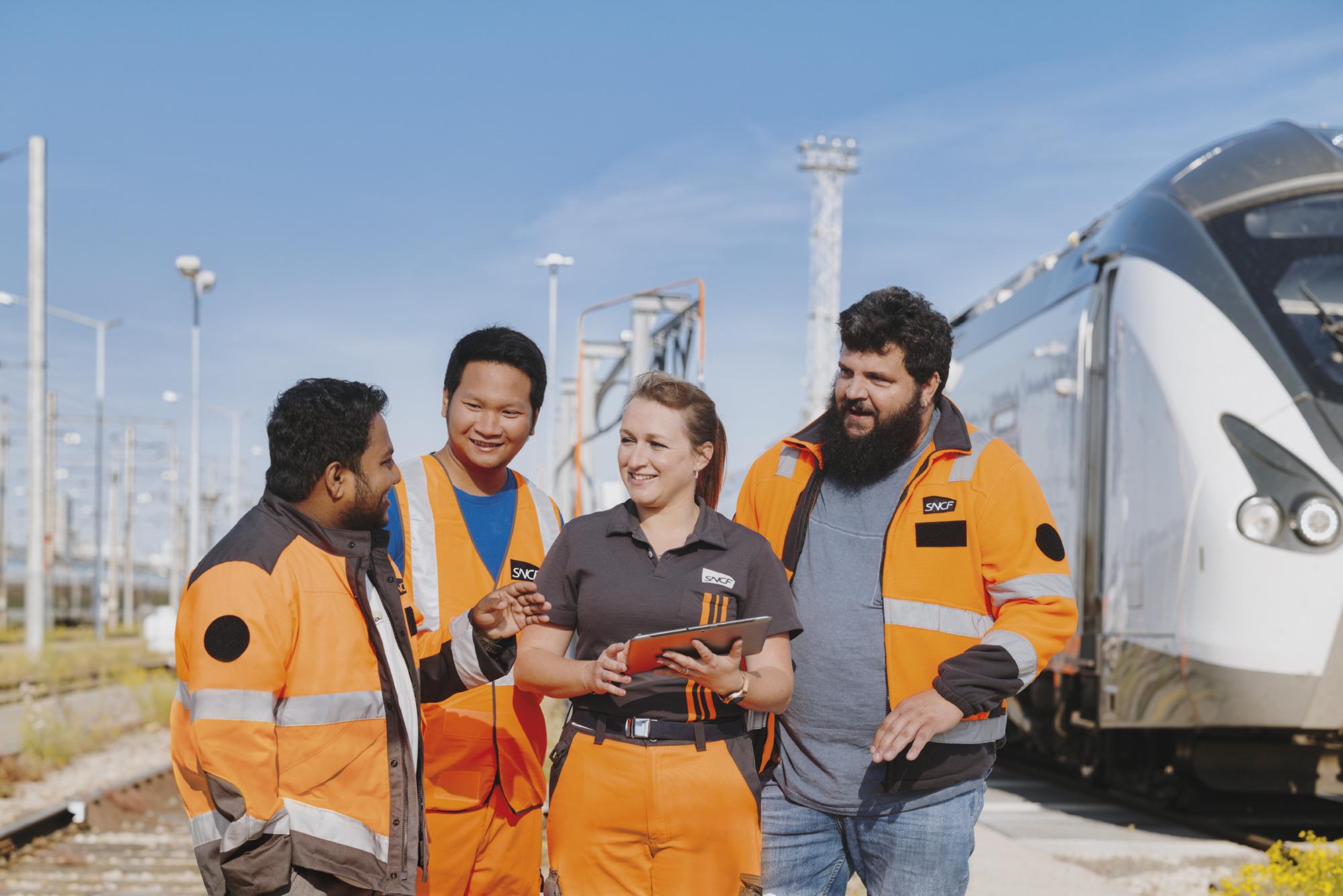 L'excellence au service de projets innovants et durables : trains autonomes, à l'hydrogène, nouveaux modèles ferroviaires…